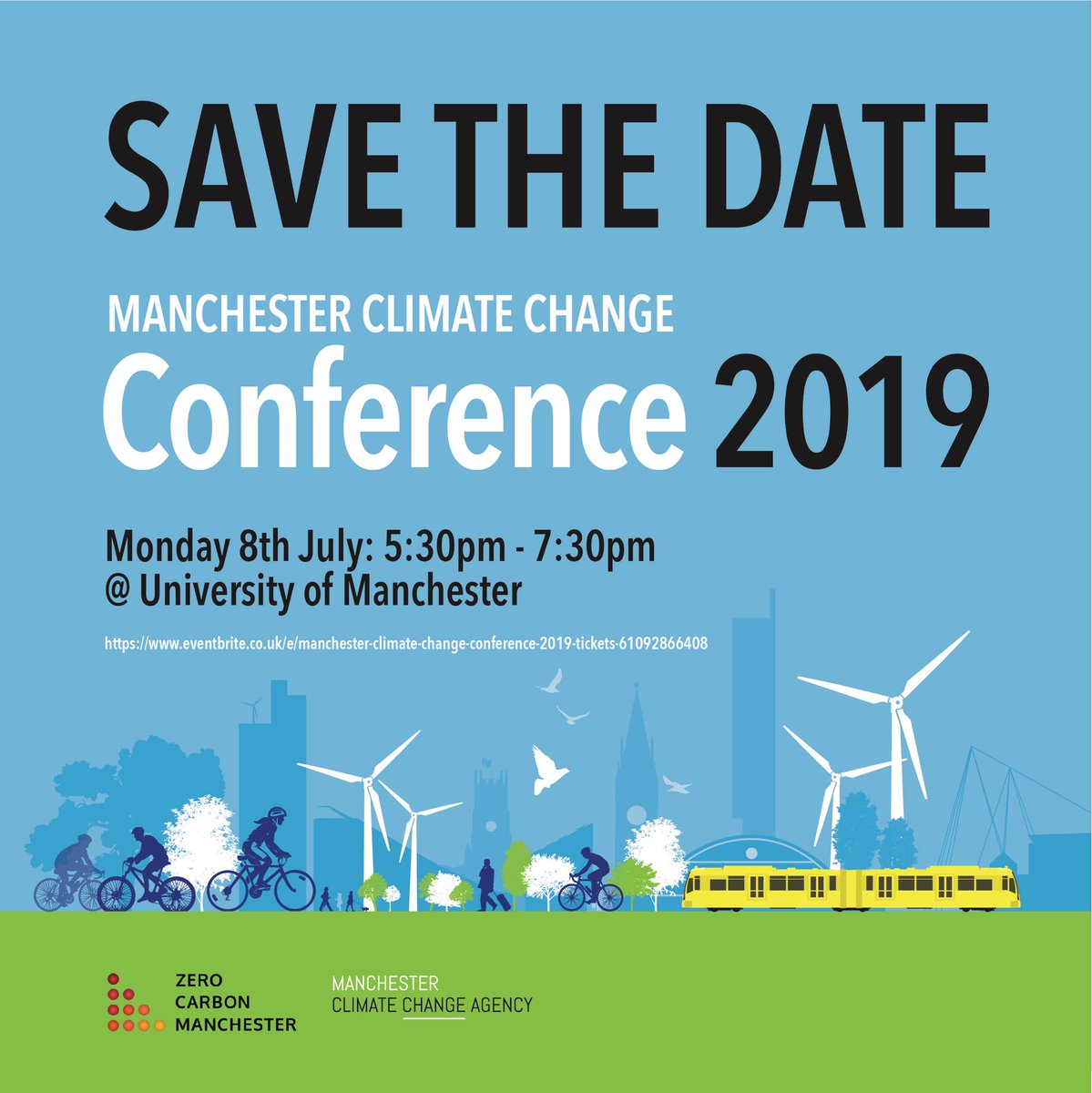 Manchester Climate Change Conference 2019