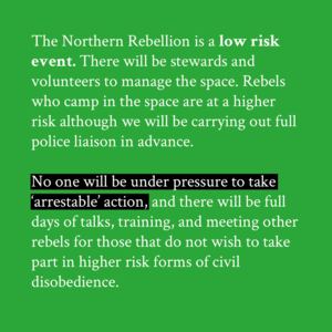 Will I be at risk of arrest at the Northern Rebellion? - Image 2
